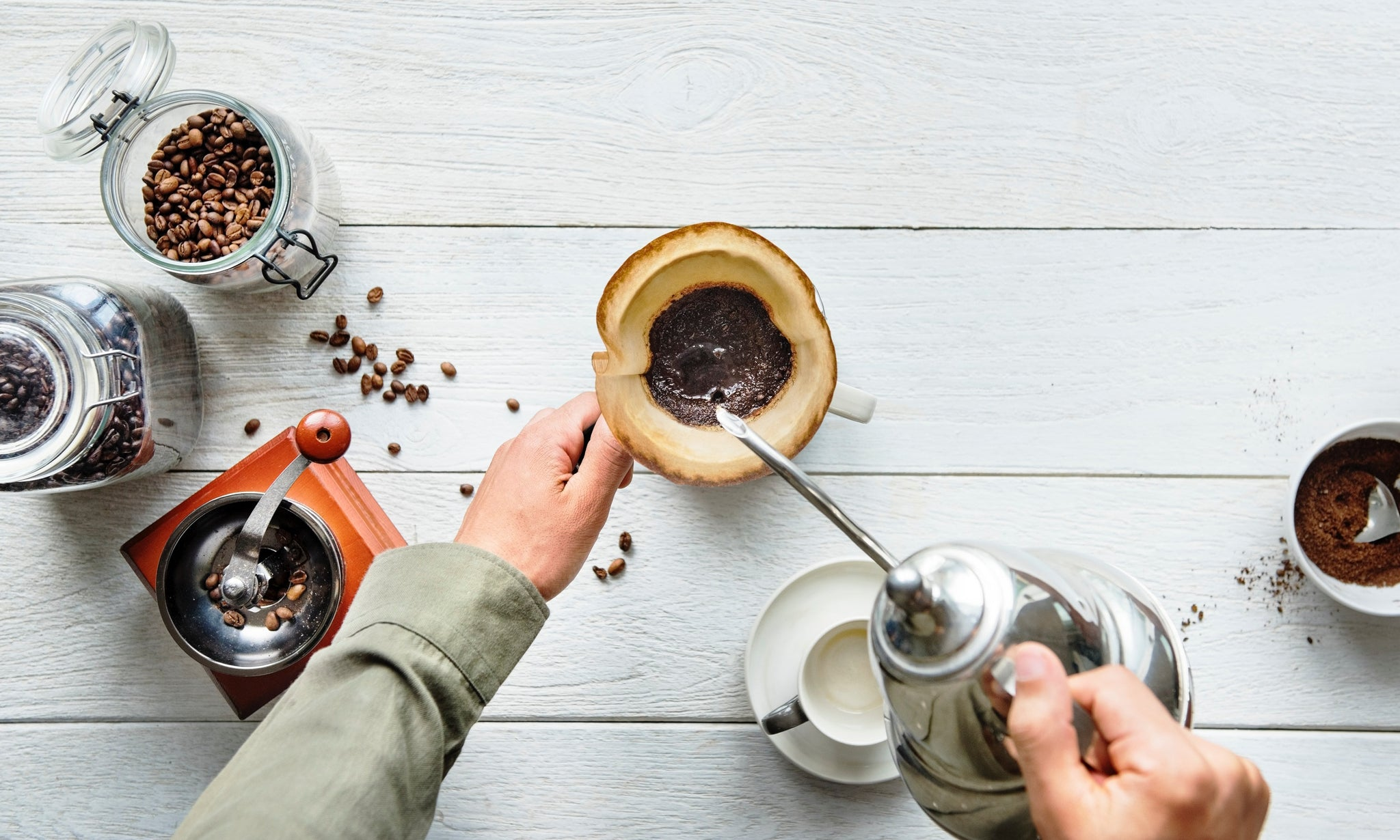 Whole Bean Vs. Ground Coffee - What's the difference?
