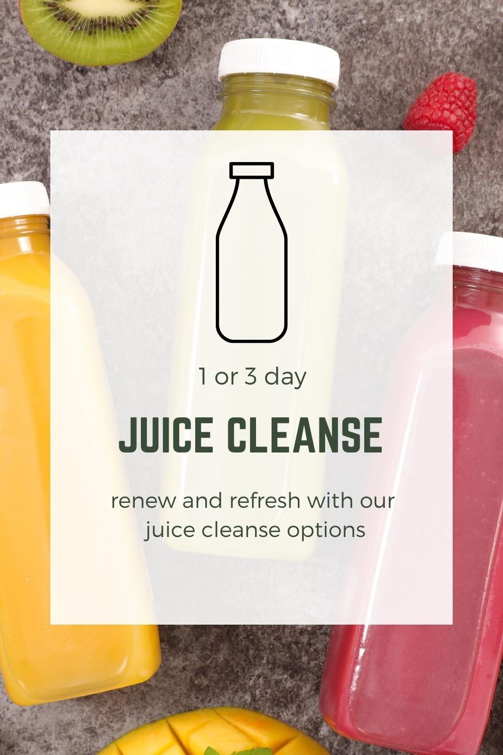 The Revival -  Juice Cleanse - 3 DAY