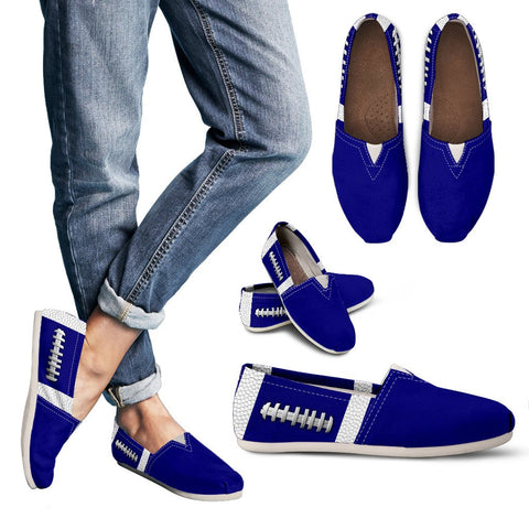 Football Navy Blue Premium Casual Shoes