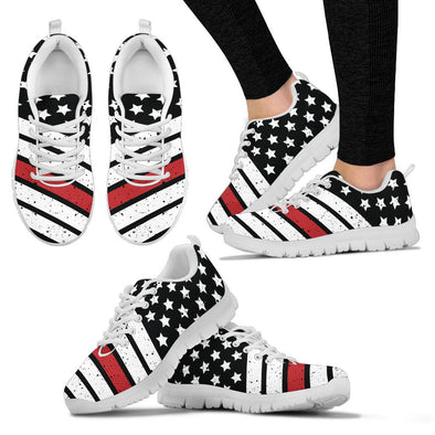 Thin Red Line Premium Sneakers