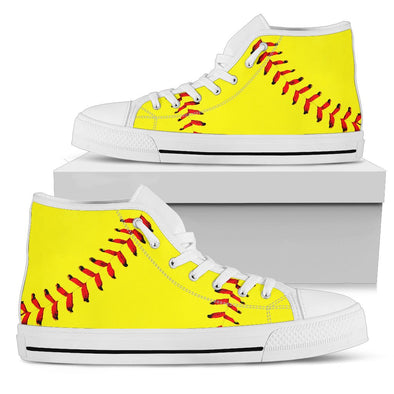 Softball Premium High Top Shoes
