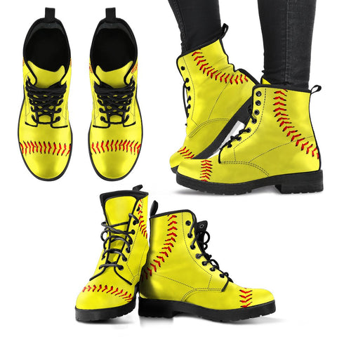 Softball (Original) Leather Boots
