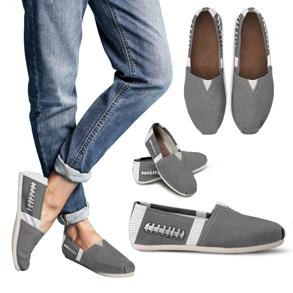 Football Gray Premium Casual Shoes