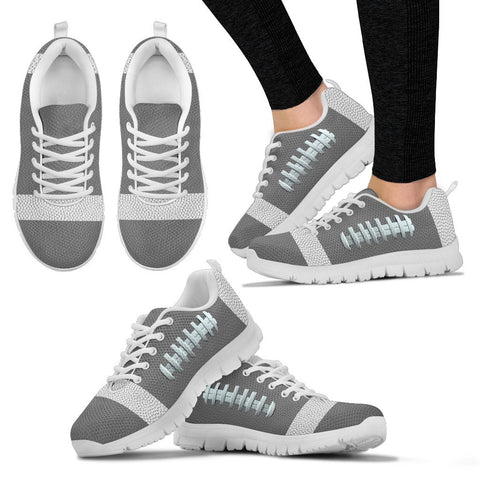Football Gray Premium Sneakers