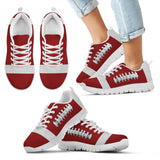 Football Red Premium Sneakers