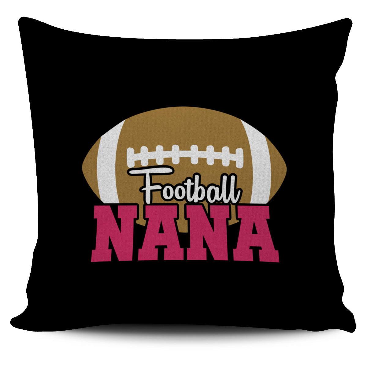 Football Nana Pillow Cover AL60