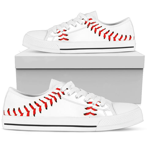 Baseball Premium Low Top Shoes