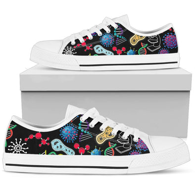 Biology Low Top Shoes
