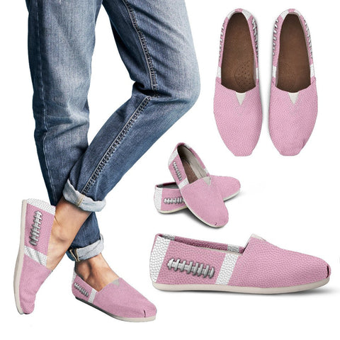 Football Pink Premium Casual Shoes