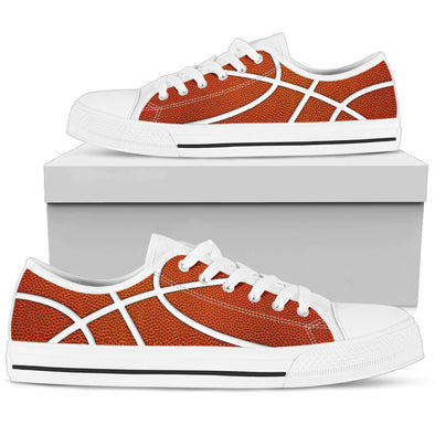 Basketball White Premium Low Top Shoes