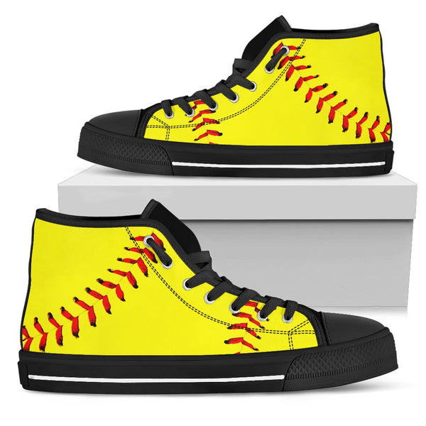 Softball (Original) Premium High Top Shoes