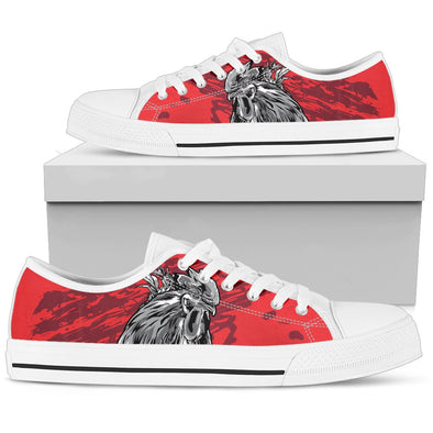 Rockin' Rooster Low Top Shoes