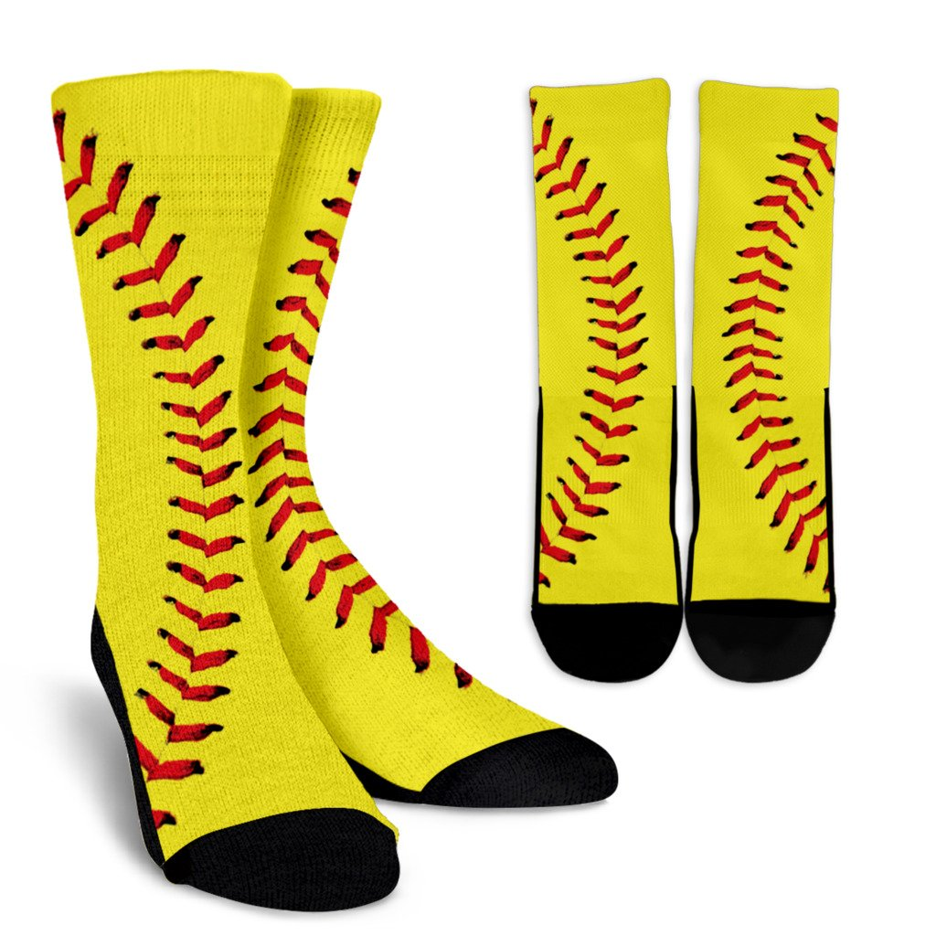 Softball (Original) Crew Socks