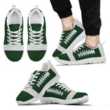 Football Green Premium Sneakers