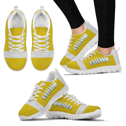 Football Gold Premium Sneakers