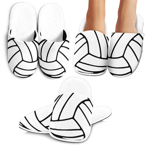 Volleyball Premium Slippers