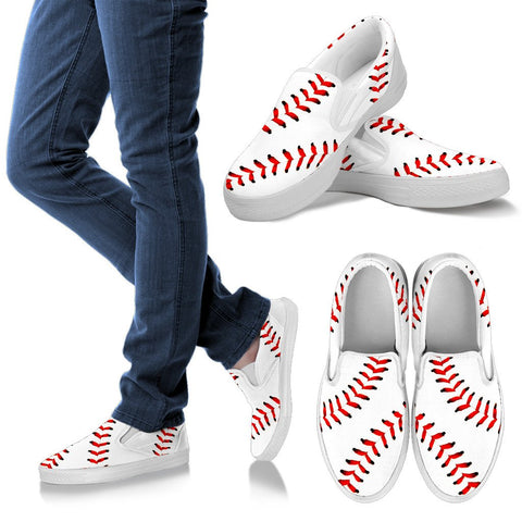 Baseball (Original) Premium Slip-On Shoes