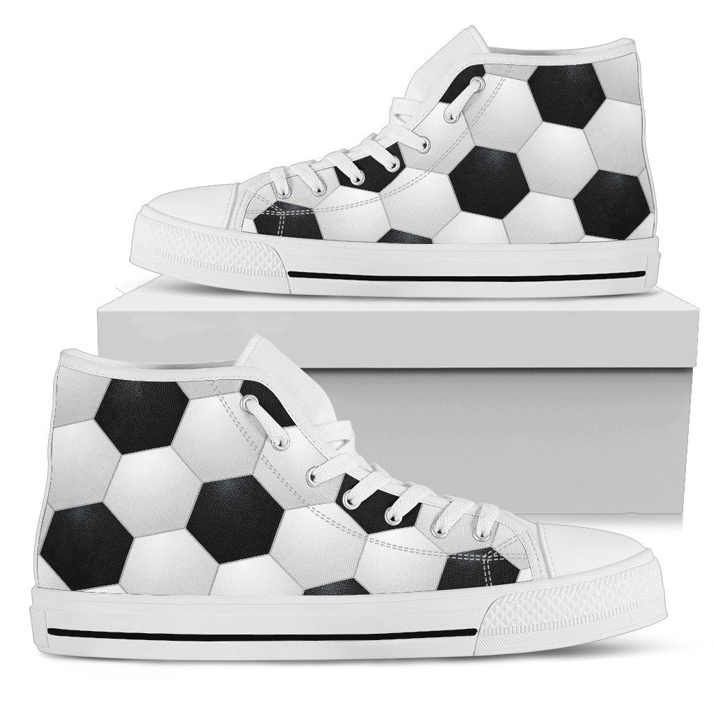 Soccer Premium High Top Shoes