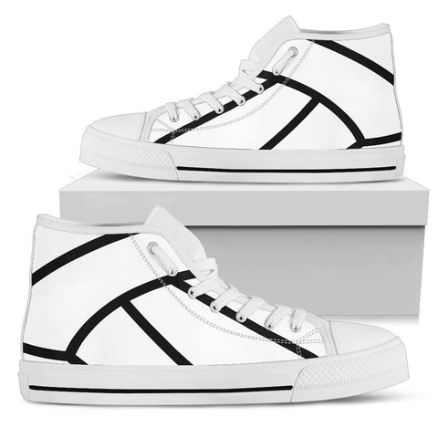 Volleyball (Original) Premium High Top Shoes