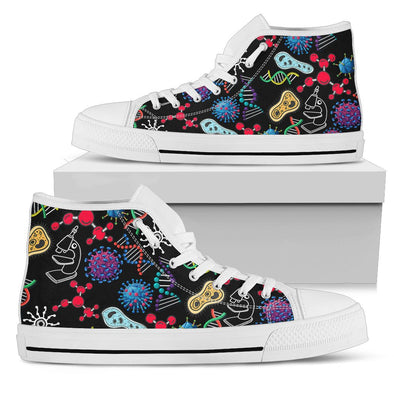 Biology High Top Shoes