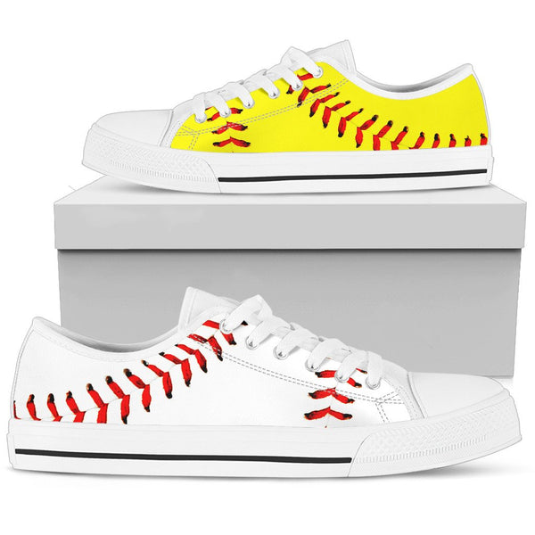 Baseball & Softball Half & Half (Special Edition) Low Top Shoes