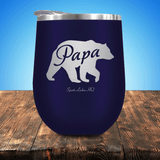Papa Bear Original Stemless Wine Cup