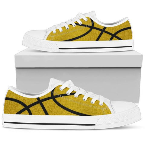 Basketball Gold Premium Low Top Shoes