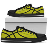 Basketball Yellow Premium Low Top Shoes