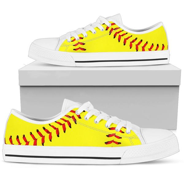 Softball (Original) Premium Low Top Shoes