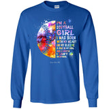 I'm a Softball Girl Youth Apparel SA450