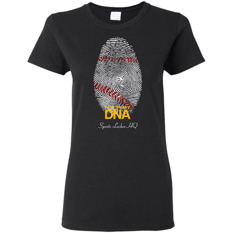 It's in My DNA V2 Baseball Apparel