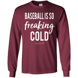 Baseball Freaking Cold Youth Apparel SA465