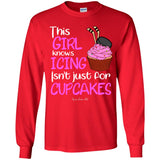 Hockey Icing Isn't just for cupcakes Youth Apparel SA449
