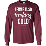 Tennis Freaking Cold Youth Apparel SA471
