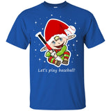 Let's Play Baseball Youth Apparel AL180