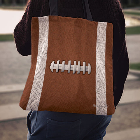Football (Original) Linen Tote Bag