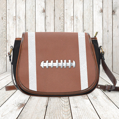 Football (Original) Premium Saddle Bag