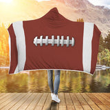 Football (Original) Premium Hooded Blanket