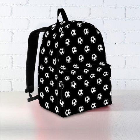 Soccer Pattern (Original) Backpack