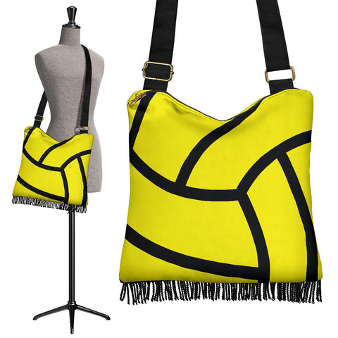 Water Polo Crossbody Boho Handbag