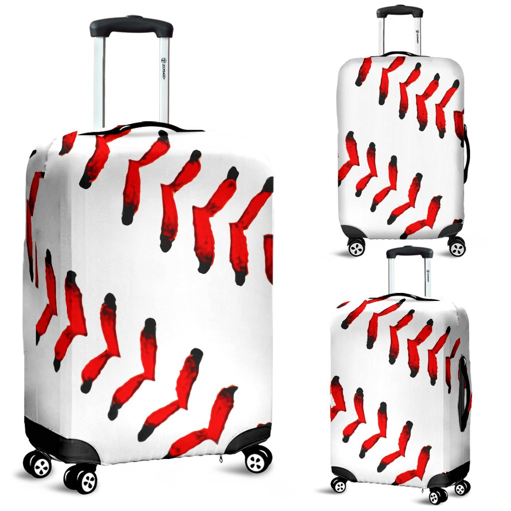 Baseball Premium Luggage Cover
