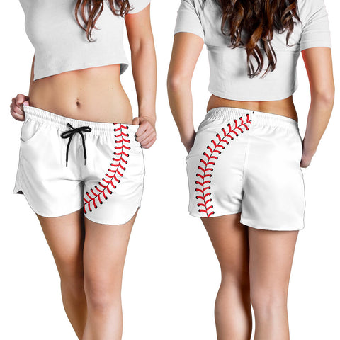 Baseball Premium Women's Shorts