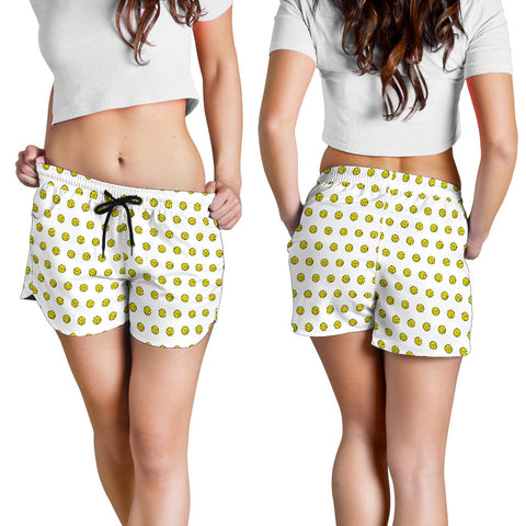Water Polo Polka Dot Premium Women's Shorts