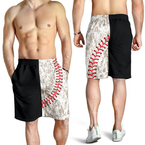 "Baseball ""Muddy"" Men's Shorts"