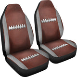 Football (Original) Premium Car Seat Covers (Set of 2)