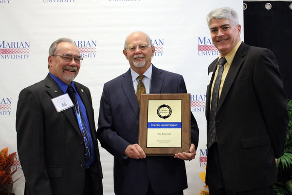 Ron Emanuel Honored with Special Achievement Award