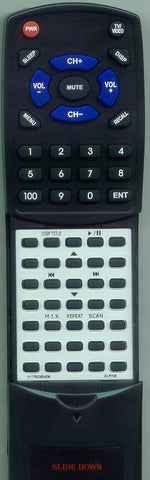 ALPINE CHM5651RF Replacement Remote