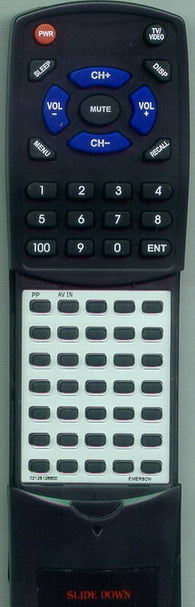 EMERSON 02126126600 Replacement Remote