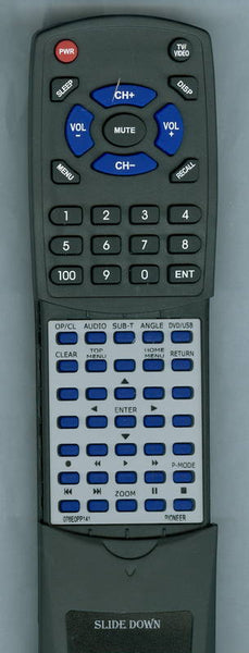 PIONEER 076E0PP131 Replacement Remote