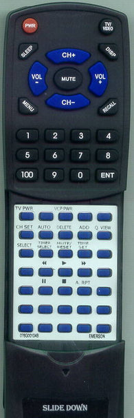 EMERSON 076G00104B Replacement Remote
